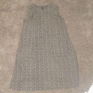 3@20 vintage hand sewn dress